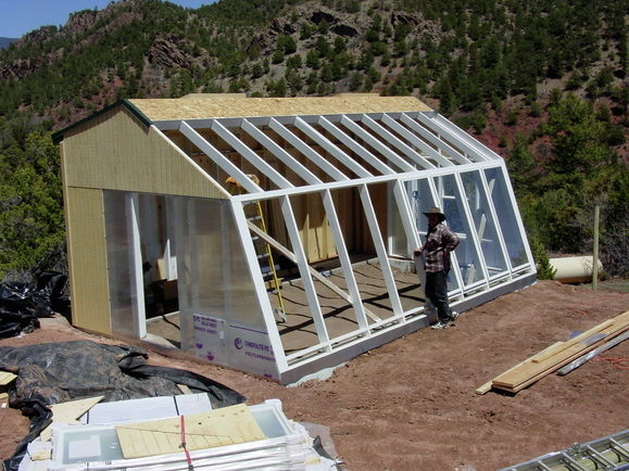 Greenhouse Design Ideas gable roof greenhouse 14 X 24 Greenhouse In Cotopaxi Cords Design